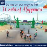 World of Happiness | Bahria Adventure Land Karachi