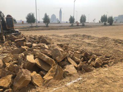 Jakvani Homes (Model Villa) – Digging