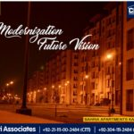 Modernization Future Vision | Bahria Apartments Karachi