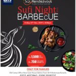 Sufi Night with Barbecue at Rendezvous | Bahria Town Karachi