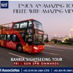 'Sightseeing Tour' | Bahria Town Karachi