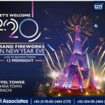 Get Ready to Welcome the New Year 2020 | Bahria Town Karachi