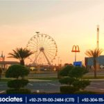 Gorgeous View of Sunset | Bahria Adventure Land Karachi