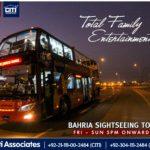 Total Family Entertainment | Bahria Sightseeing Tour Karachi