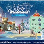 Bahria Adventure Land Karachi brings you 'Winter Wonderland'