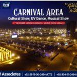 Carnival Area | Bahria Town Karachi