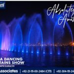 Magical Bahria Dancing Fountains | Karachi