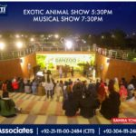 Exotic Animal & Musical Show | Bahria Danzoo Karachi