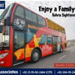 Enjoy a Family Trip | Bahria Sightseeing Tour