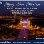 Enjoy Your Evenings | Bahria Danzoo Karachi