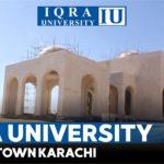Iqra University Opens in Bahria Town Karachi
