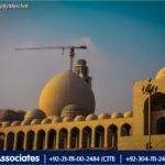 Bahria Grand Jamia Masjid Karachi