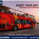Enjoy Your Day Out | Bahria Sightseeing Tour Karachi