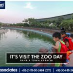 Its Visit the Zoo Day | Bahria Danzoo Karachi