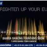 Brighten Up Your Evening | Bahria Dancing Fountain Karachi