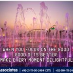 Make Every Moment Delightful | Bahria Dancing Fountain Karachi