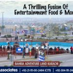 A Thrilling Fusion of Entertainment Food and More | Bahria Adventure Land Karachi