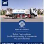 Sanitizing Every Public and Non-Public Places in Bahria Town Karachi