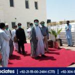 Mosque Imam Ali ibn abi Talib AS (Imam Bargah) Opens in Precinct-31 | Bahria Town Karachi