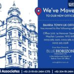 Bahria Town UK Office has Moved!
