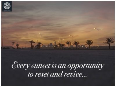 Bahria Town Karachi – Every Sunset is an Opportunity to Reset and Revive