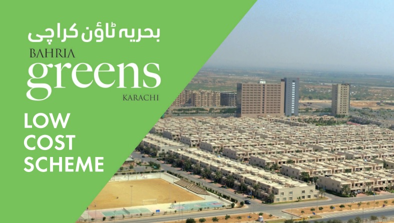 Download Bahria Greens Karachi Booking Form, Payment Schedule, Location & Installment Plan