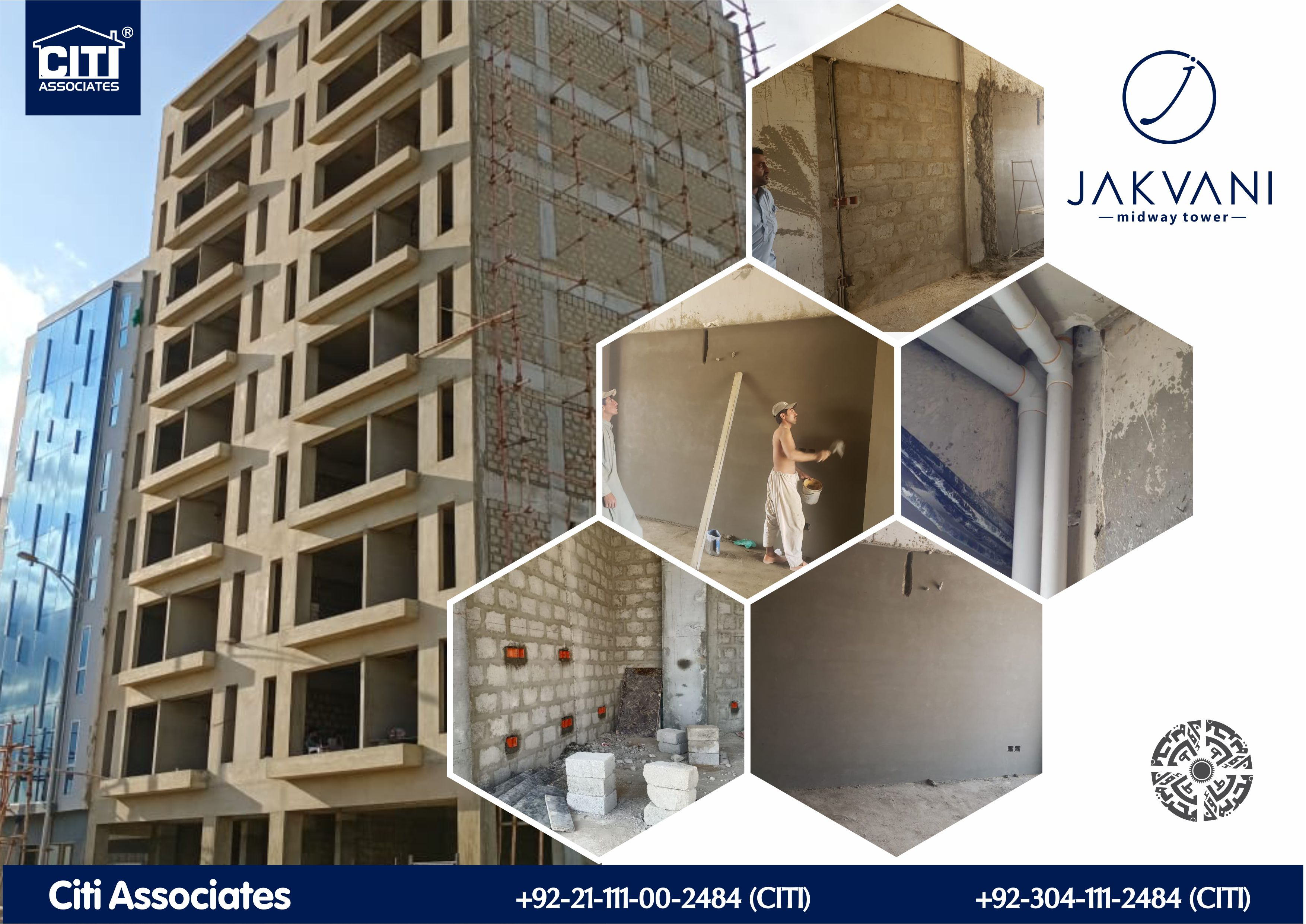 Jakvani Midway Tower Latest Progress Update – 9th July 2020