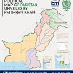 Political Map of Pakistan unveiled by Prime Minister Imran Khan