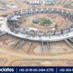 Rafi Cricket Stadium – Latest Progess Updates September 2020