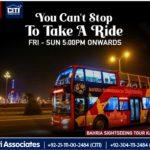 Bahria Sightseeing Tour! Bahria Town Karachi