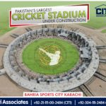 Rafi Cricket Stadium – Bahria Sports City Karachi