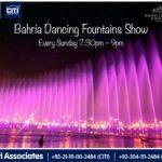 Bahria Dancing Fountains Show | Bahria Town Karachi