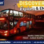 Bahria Sightseeing Tour | Bahria Town Karachi