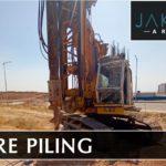 Shore Piling | Jakvani Arcade | Bahria Town Karachi