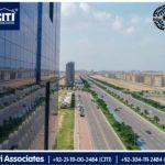 Jinnah Avenue Commercial | Bahia Town Karachi