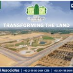 Bahria Central Park Apartments | Transforming the Land
