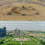 Jinnah Avenue Commercial After 5 Years | Bahia Town Karachi