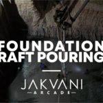 Foundation Raft Pouring | Jakvani Arcade | Bahria Town Karachi