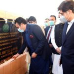 Ground Breaking Ceremony of Malir Expressway – 24th December 2020