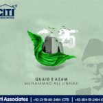 CITI Associates Pays Tributes to the Father of Nation on his Birth Anniversary