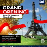 "Grand Opening of ""Eiffel Tower"" Bahria Town Karachi"