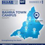 Iqra University Bahria Town Campus