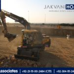 Alhamdulillah! Construction Work of Another 125 Yards Jakvani Home | Bahria Town Karachi
