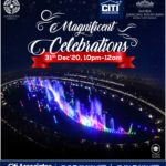 Magnificent Celebrations | Bahria Dancing Fountains