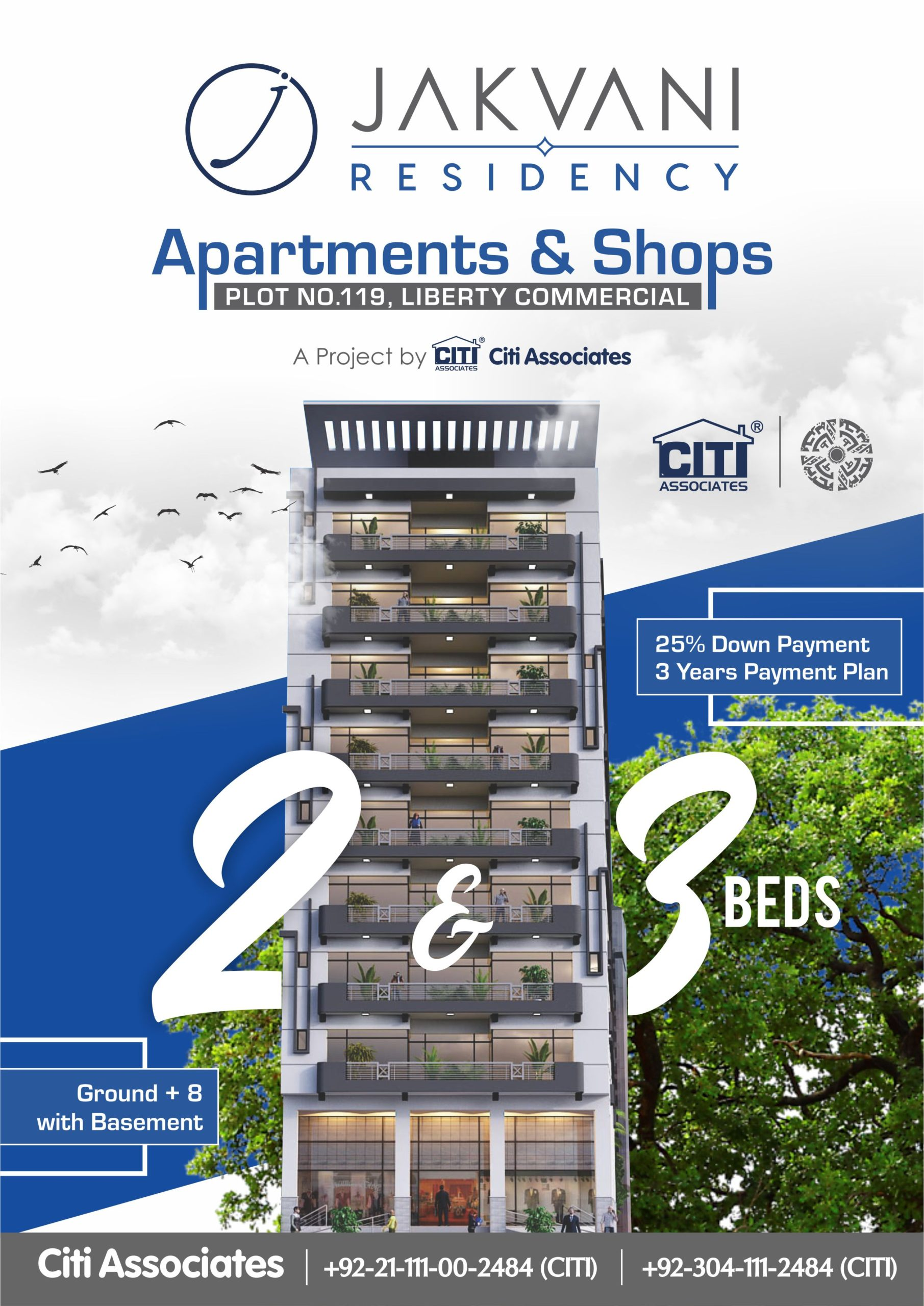 CITI Associates Launches 'Jakvani Residency' | Bahria Town Karachi