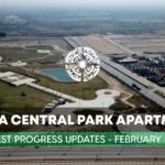 Bahria Central Park Apartments Latest Progress Updates – February 2021