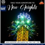 Take Your Adventure to New Heights | Bahria Adventure Land Karachi
