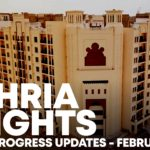 Bahria Heights Latest Progress Updates – February 2021