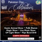 Come to Danzoo and Celebrate Pakistan Day | Bahria Town Karachi
