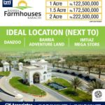 Limited Plots | Bahria Farmhouses | Bahria Town Karachi
